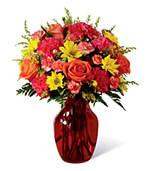 The Colors Abound Bouquet